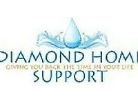 Specialising in Domestic, Home Help, Ironing Services,.
