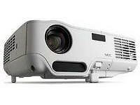 BARGAIN NP41G nec projector as new with manual carry case remote and all wires