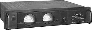Carver TFM amplifier (or possibly the M-500t)