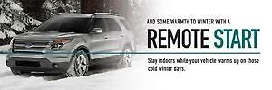 Remote Car Starter Installations Sale 1way $300 2way $400 Edmonton Edmonton Area image 1