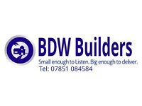 BDW Builders - Plumber/Tiler/Bathroom/Plaster/Renovations/Extension/Conservatory