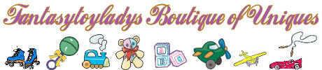 Fantasytoylady Boutique of Uniques