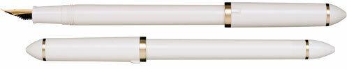 Limited Color Parl White Sailor Calligraphy  Fude De Mannen F ~ B Nib Fountain