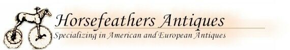 Horsefeathers Antiques KC