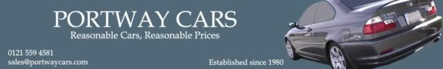 Portway Cars - Used Car Sales  Used Cars Dealer  Birmingham West Midlands