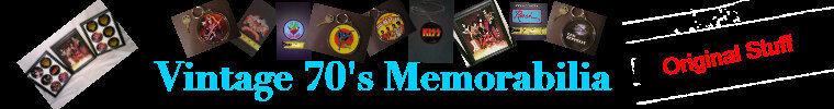 Lost Vintage Memorabilia