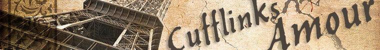 cufflinks amour