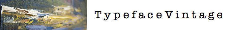 TypefaceVintage