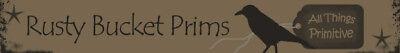 Rusty Bucket Primitives