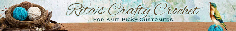 Ritas Crafty Crochet