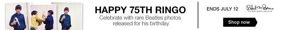 Happy 75th Ringo