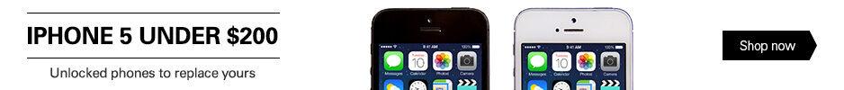 Shop iPhone 5