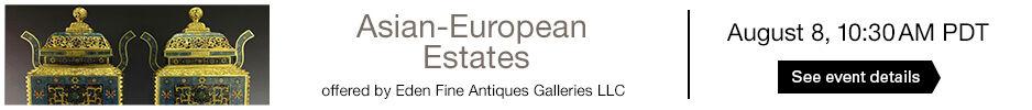 Eden Fine Antiques - Asian European Antiques