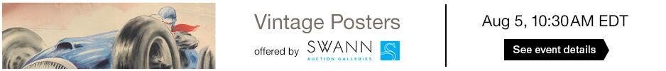 Swann's Vintage Posters