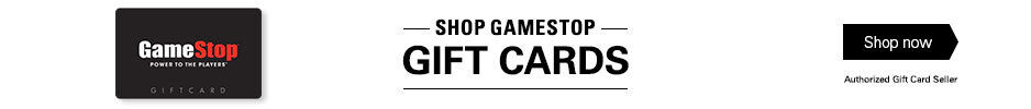 Gifts Cards - Gamestop