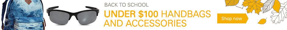 Handbags & Accessories Under $100