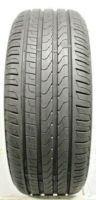 One Used 245/40R19 2454019 Pirelli Cinturato P7 Run Flat BMW MOE 8.5/32 S117