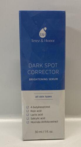 Terez & Honor Dark Spot Corrector With 4-Butylresorcinol Bri