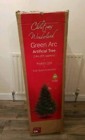 8ft (2.4m) Christmas Tree *BNIB*