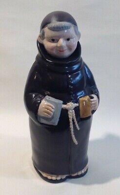 A Vintage figure of a Monk / Decanter Hummel / Goebel style