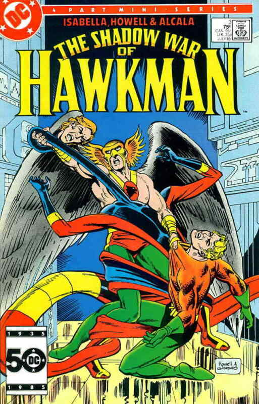 Shadow War of Hawkman, The #3 VF; DC | save on shipping - details inside