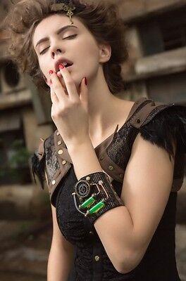 rq-bl steampunk bracelet