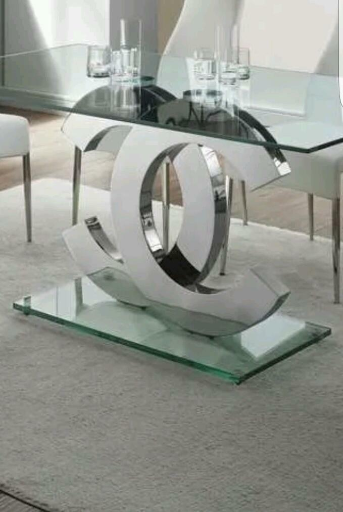 Coco Chanel dining table in Belle Isle West Yorkshire  : 86 from www.gumtree.com size 679 x 1013 jpeg 57kB