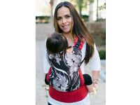 Tula Dynasty (Dragon) Baby Carrier ex condition DISCONTINUED