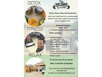 Spa, Fitness & Detox Day 24th June at Cloud9 Spa Potterspurry