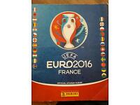"UEFA 2016 Football Stickers ""Doubler"" Swap"