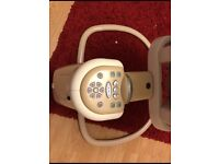 Graco sweetpeace swing with mp3