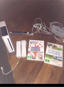 Nintendo Wii St Clair Penrith Area Preview