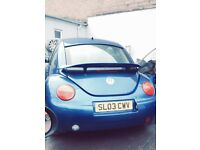 2003 VW Beetle 1.6 EXCELLENT CONDITION! PLEASE CALL OR TEXT