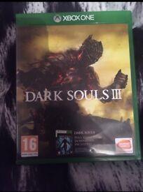 Dark Souls 3 Xbox ome