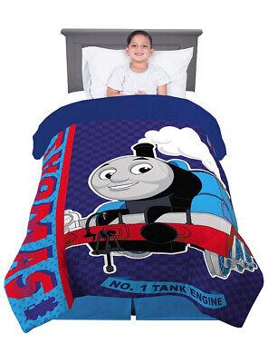 Thomas the Tank Engine & Friends Comforter & 3 Pc Twin Sheet Set NEW SEALED