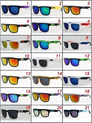 Outdoor Sport Glasses Mens Cycling Colorful color lens Sunglasses Aviator Goggle