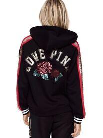 Victoria's Secret BLING hoodie