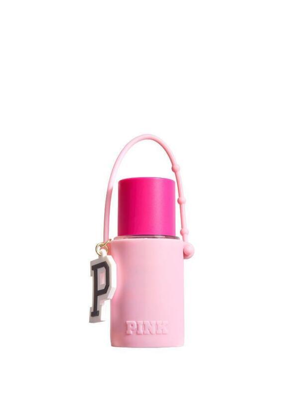 New Victorias Secret PINK Mini Sanitizer Holder - Choose Your Color - NWT