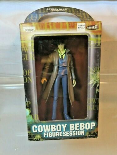 Cowboy Bebop Spike Figure Session Spiegel Banpresto JAPAN ANIME MANGA 1