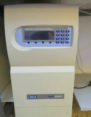 Alltech Elsd 2000es Evaporative Light Scattering Detector