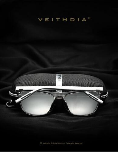 53723c4017 ... Veithdia Luxury Mens Polarized UV400 Sunglasses Sports Driving Glasses  Eyewear фото ...