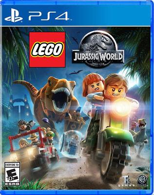 LEGO Jurassic World PS4 New PlayStation 4, playstation_4