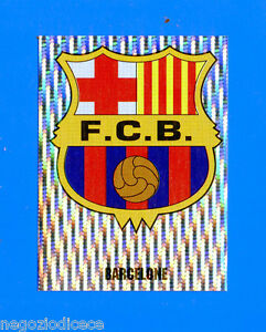 FOOT 98 FRANCE 1997-98 Figurina Sticker n. 409 - BARCELONE - SCUDETTO -New - Italia - L'oggetto può essere restituito - Italia