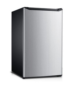 4.4 cu.ft. Black Stainless All Fridge