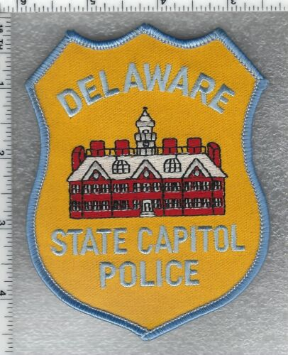 State Capitol Police (Delaware)  Shoulder Patch