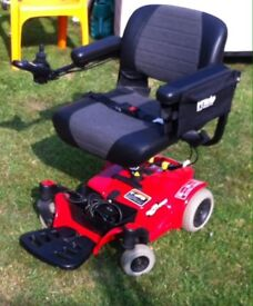 pride go chair new batteries