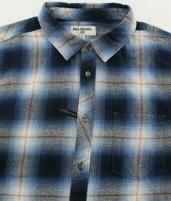 Billabong Coastline Shirt Flannel Mens Size XL