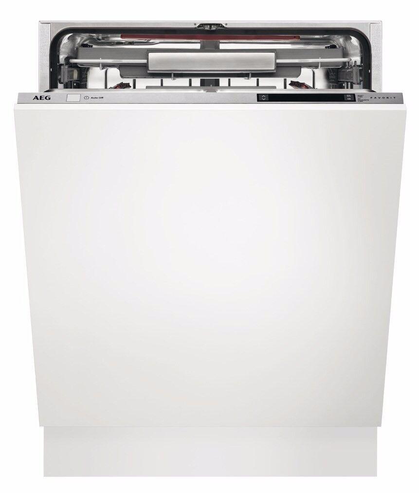 AEG FSK93800P INTEGRATED DISHWASHER - RRP £999 - New