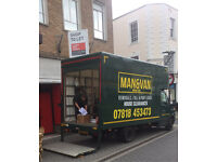Brownings man and van, house removals light haulage