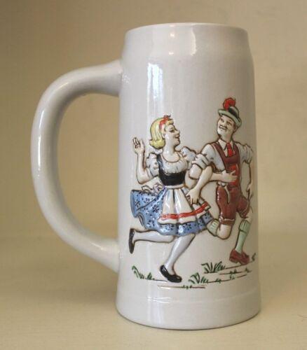 Vintage Oktoberfest Beer Stein Mug Ceramarte 1971 Maryland 3rd Annual